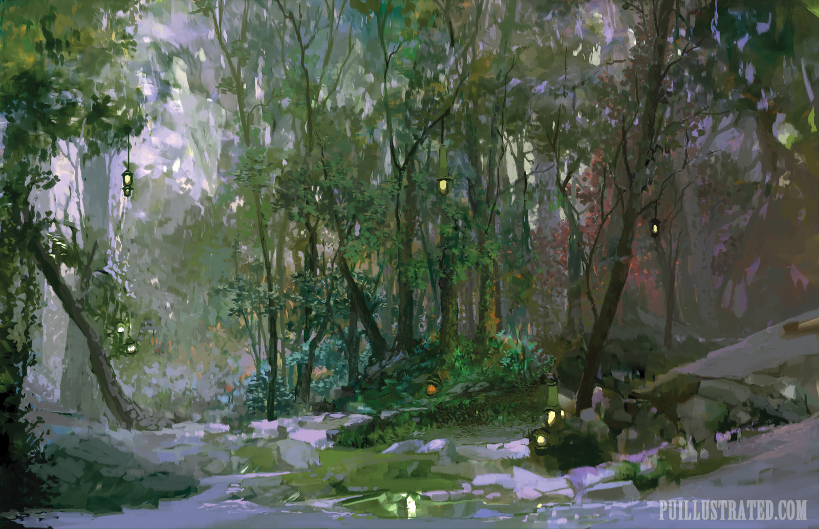 Faery Forest
