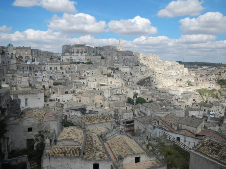 Sassi Barisano, Matera
