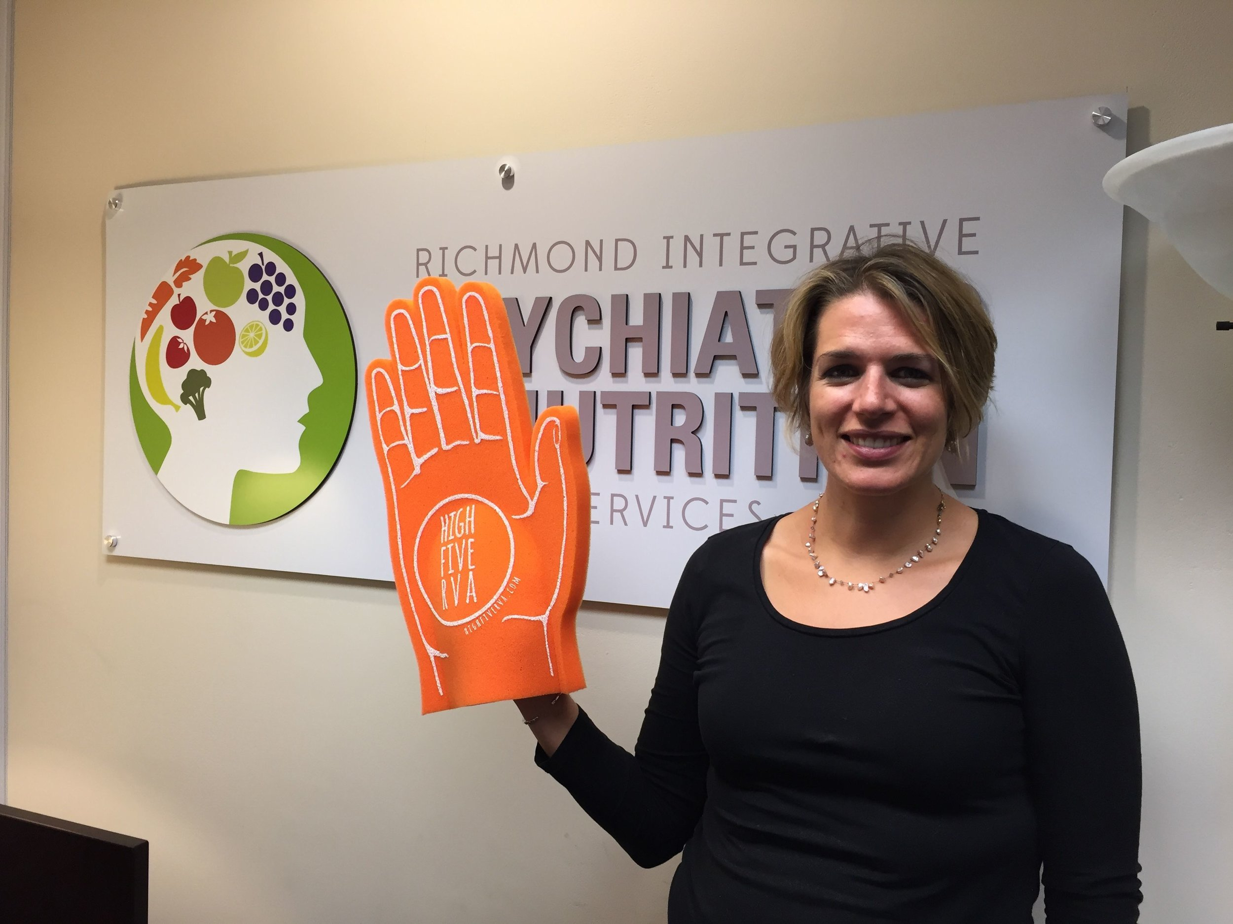 Ashley Mannell, Founder of Richmond Integrative Psychiatric and Nutrition Services