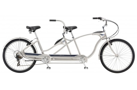 The Tango Tandem is the party bike and is ready for you and a pal to put the fun between your legs!