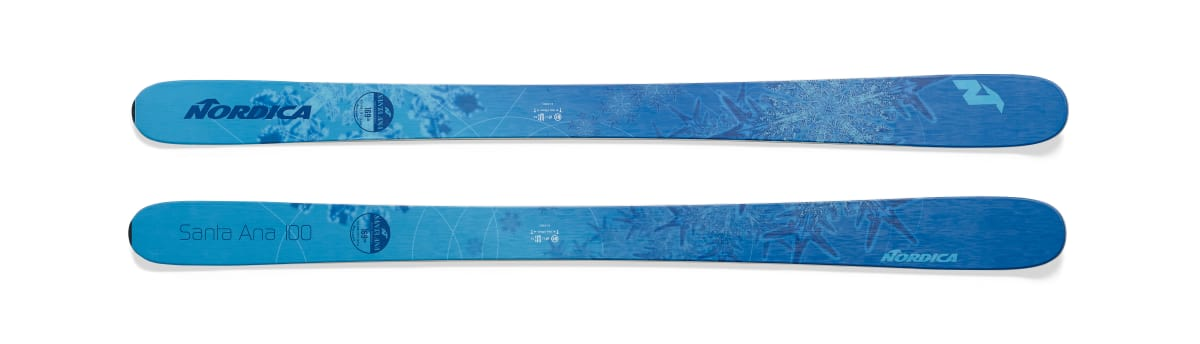 Nordica Santa Ana 100 available in 153cm, 161cm and 169cm