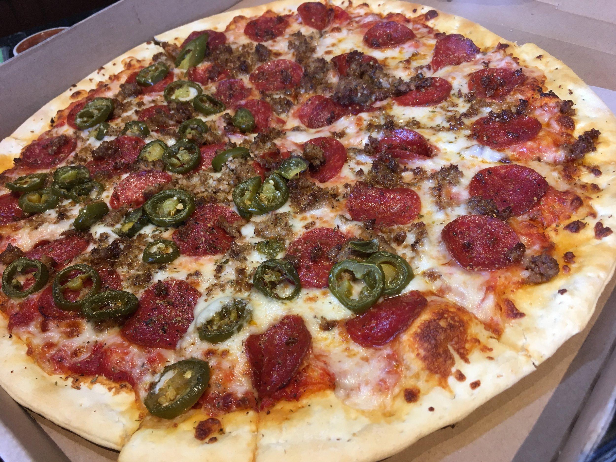 Davanza's Pizza