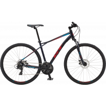 The GT Transeo is a great path bike whether you are want to cruise around town or log some more serious milage.