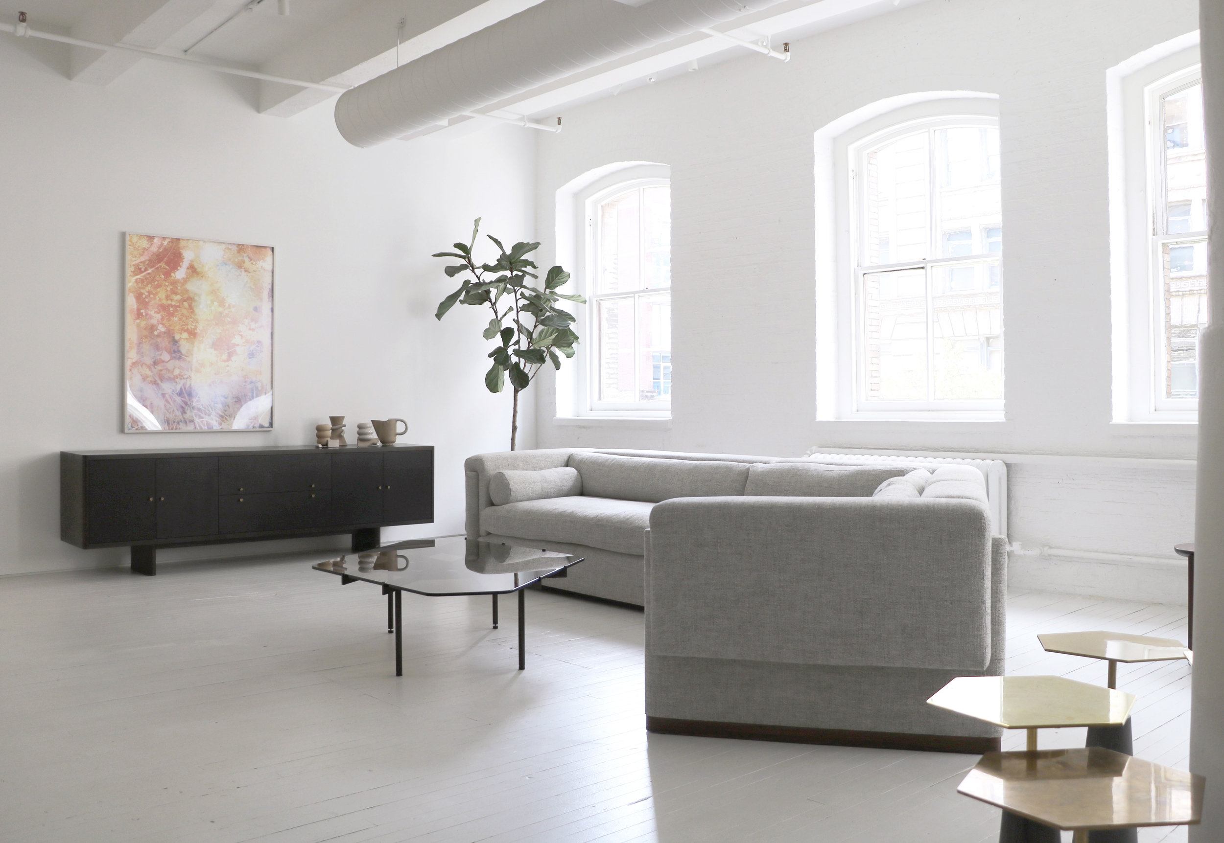 HOWARD SECTIONAL SOFA  by  Egg Collective