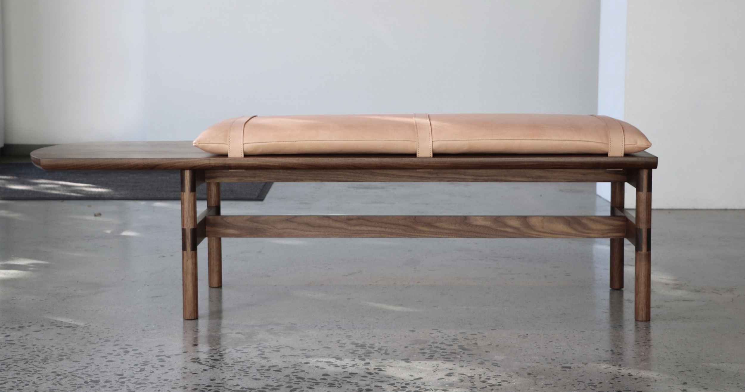 MAE BENCH  by  Adam Rogers