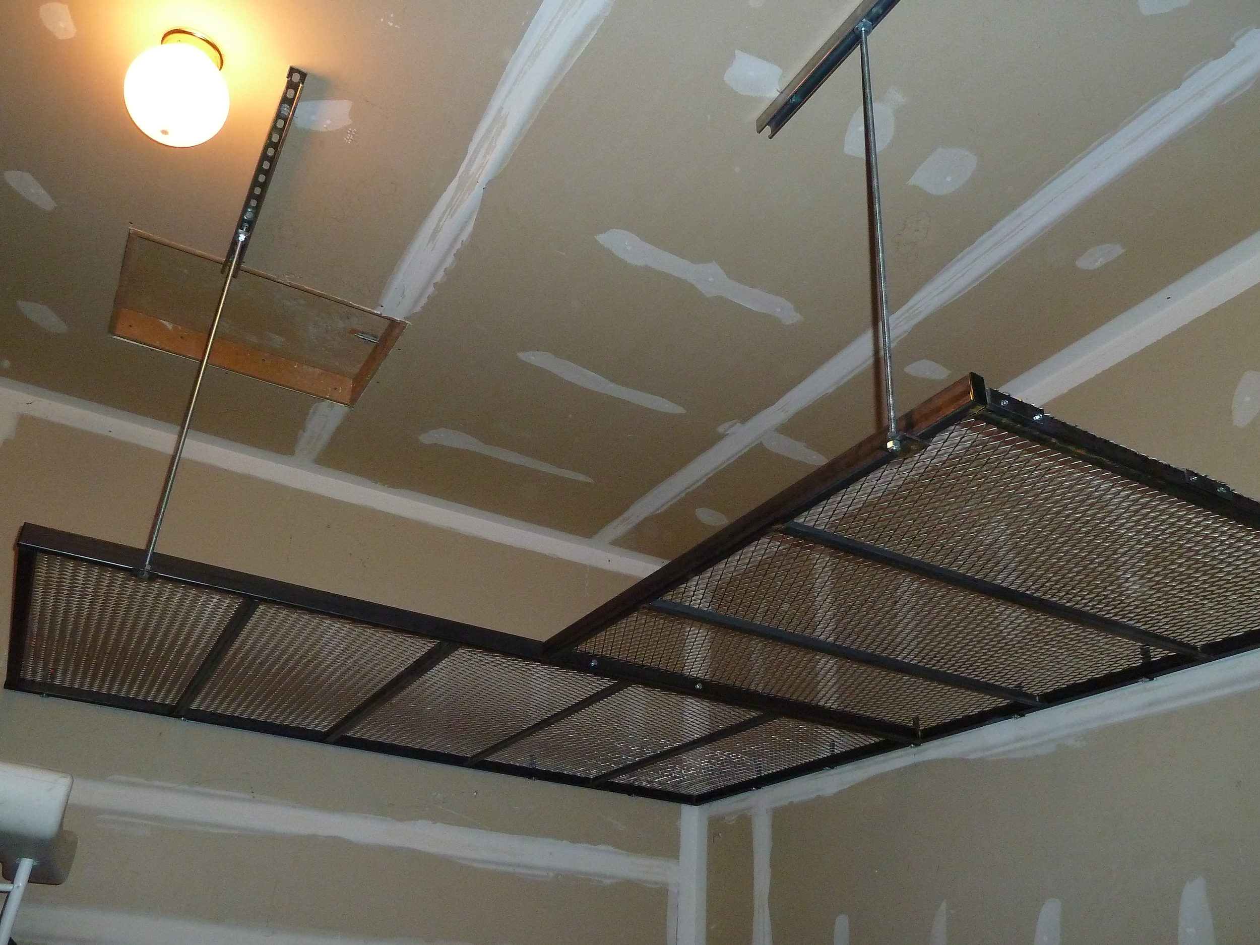 Industrial Look Overhead Style 1