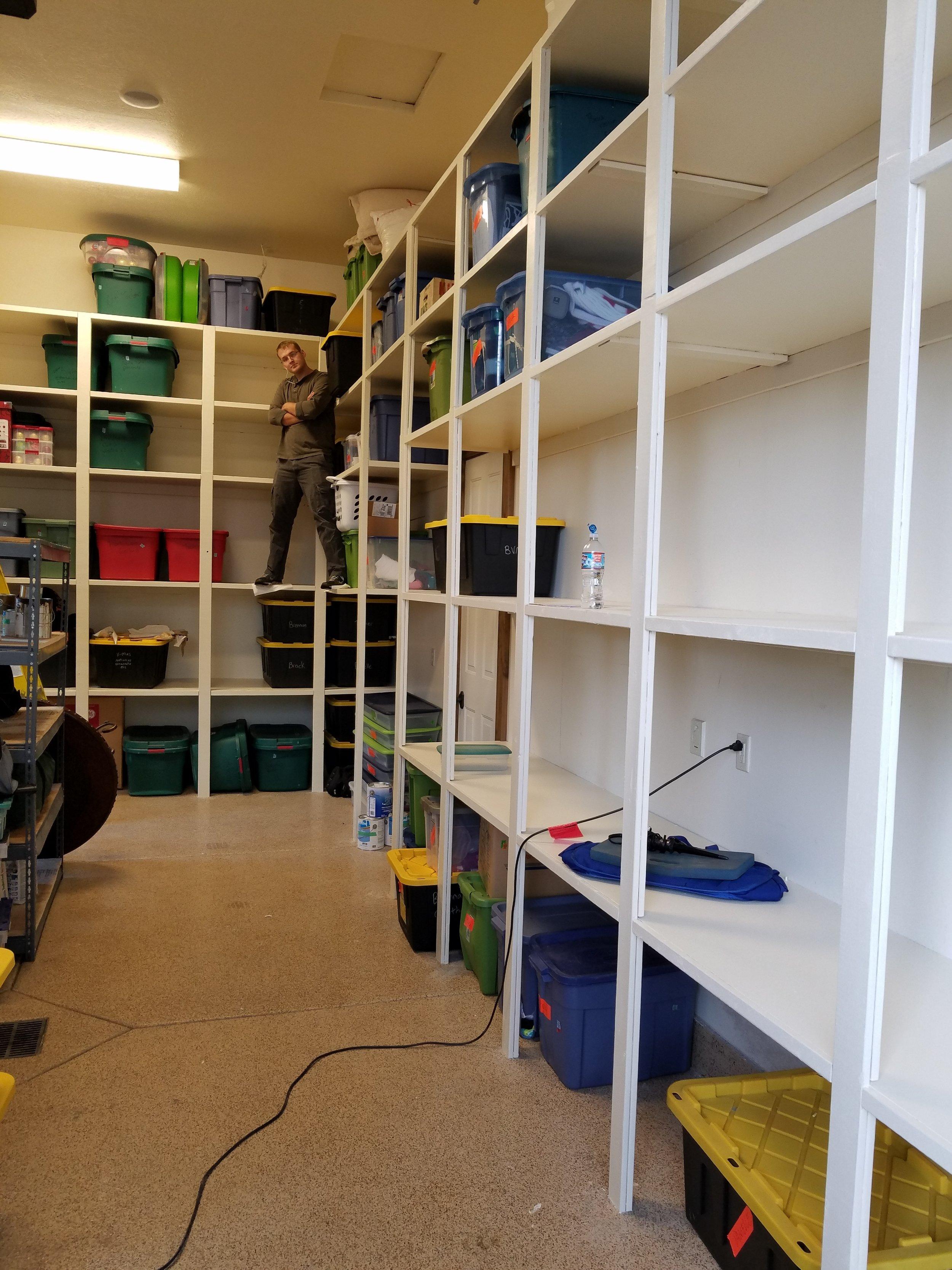 Garage,shop or under stairs