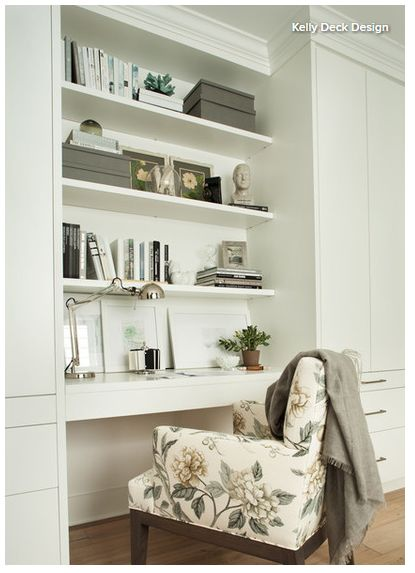 Ideas for clearing off your command center