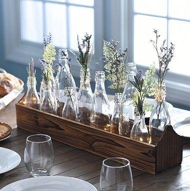 Lots and lots of vases via  kirklands