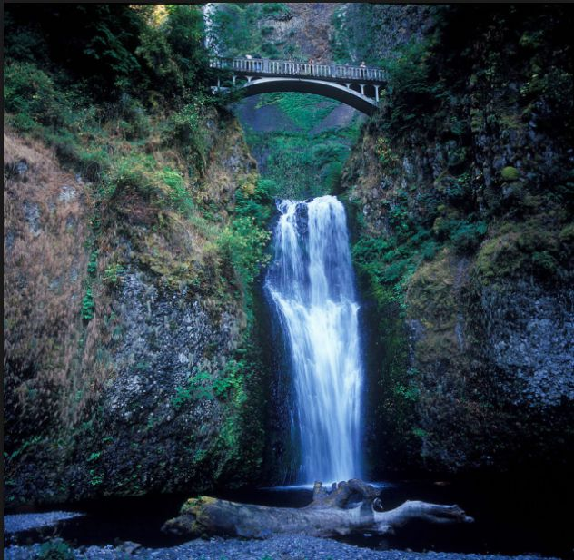 "The Columbia Gorge in Oregon  via  traveloregon          ""The Seven Wonders of Oregon"" can be found  here ."