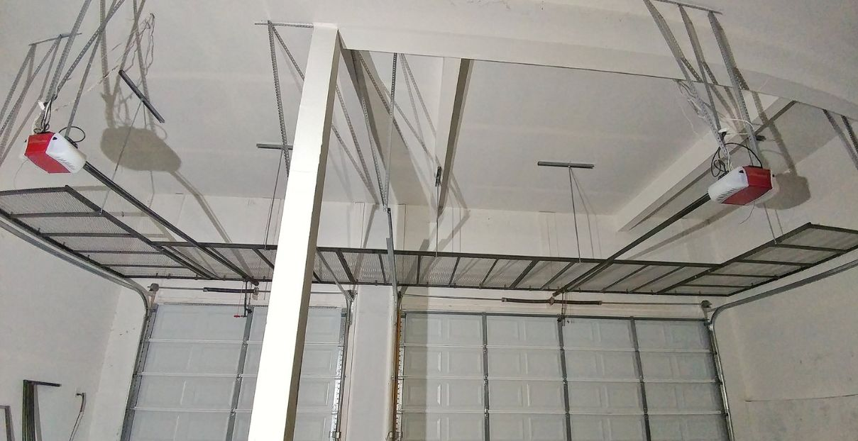 We can install large U-configurations.
