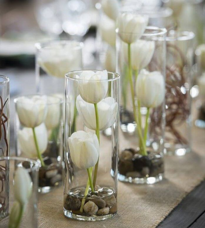 27 DIY Easter Centerpieces From  Homebnc