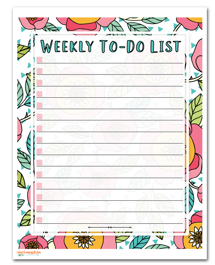 This is a graphic of Impeccable Printable to Do List Pdf