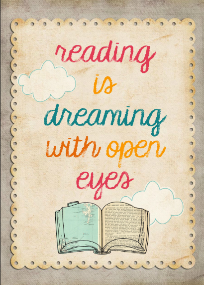 Let the adventure in reading begin -                  via