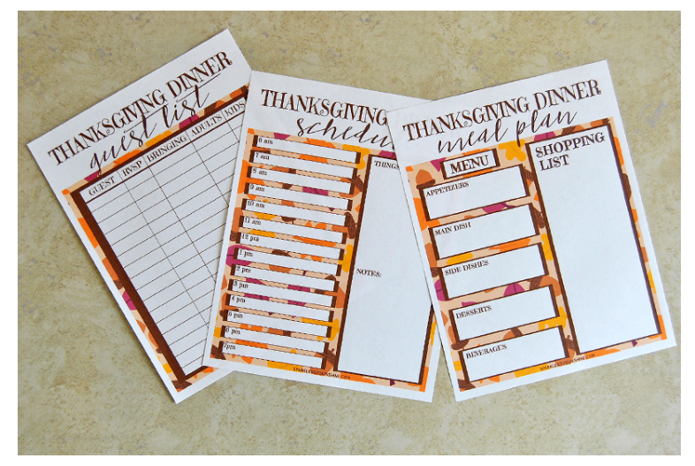 You can find these FREE printables  here .