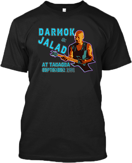 Darmok & Jalad by Egotastic FunTime!