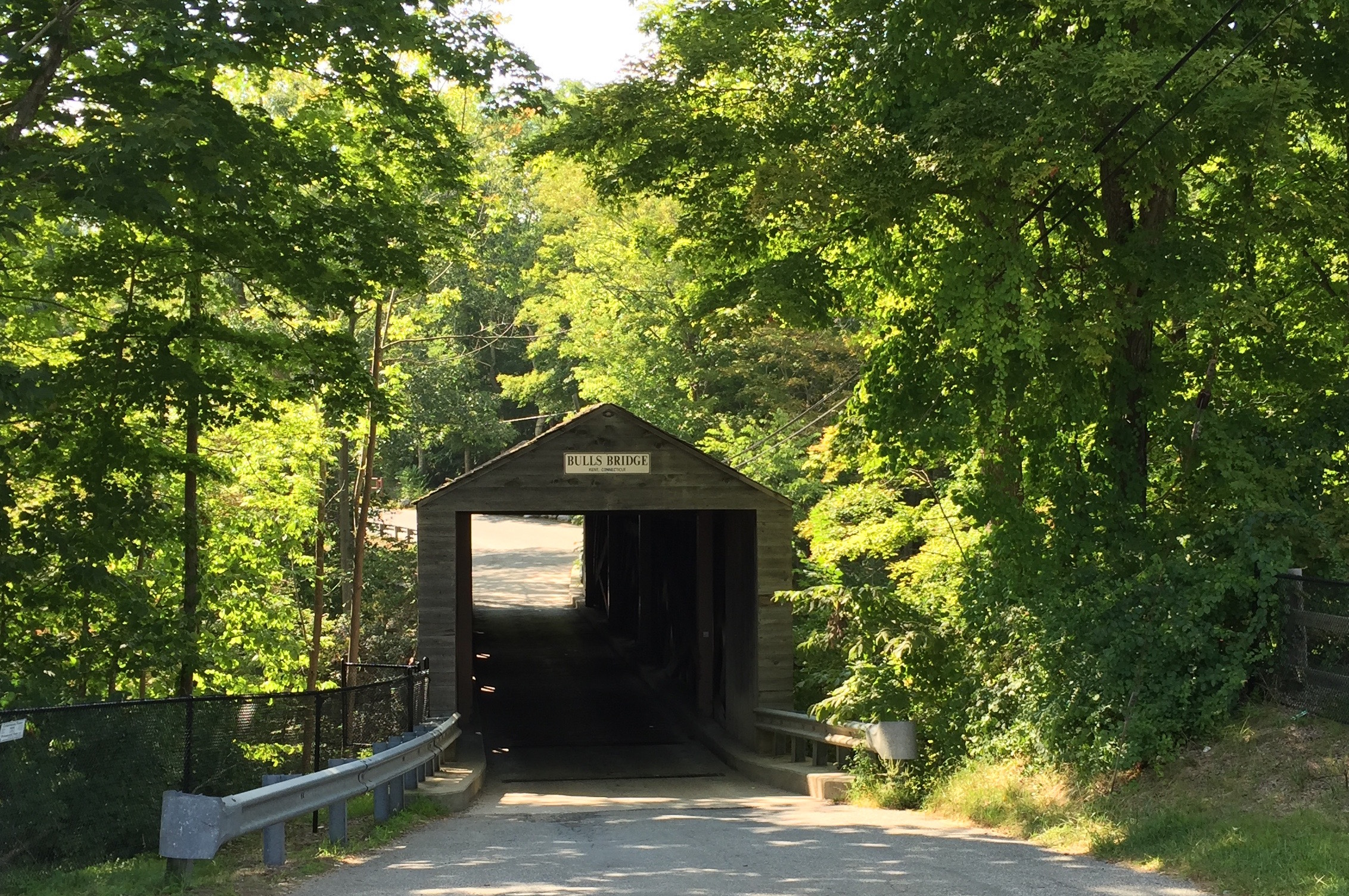 The Bulls Bridge area in Northwest Connecticut is one of my favorite spots for enjoying the outdoors (or for going Forest Bathing, if I want to sound trendy).