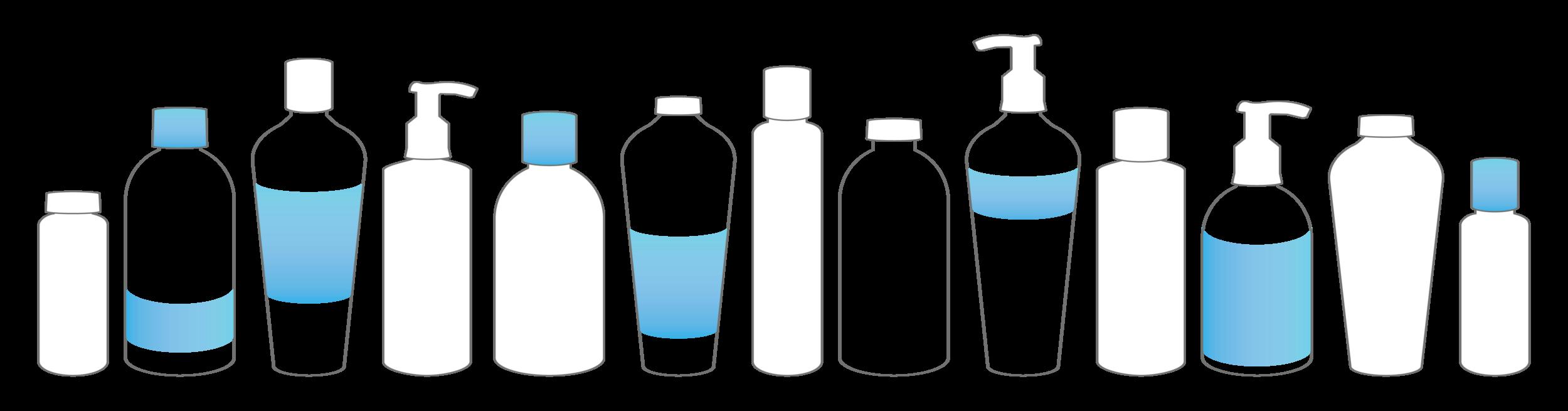 PakLab_Illustration_of_Bottles