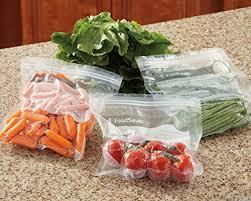 FoodSaver® Vacuum Zipper Gallon Bags
