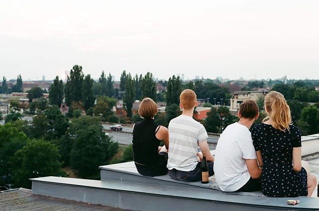 Berlin Lookout • Tempelhof, Berlin • August 18 • Pentax MX