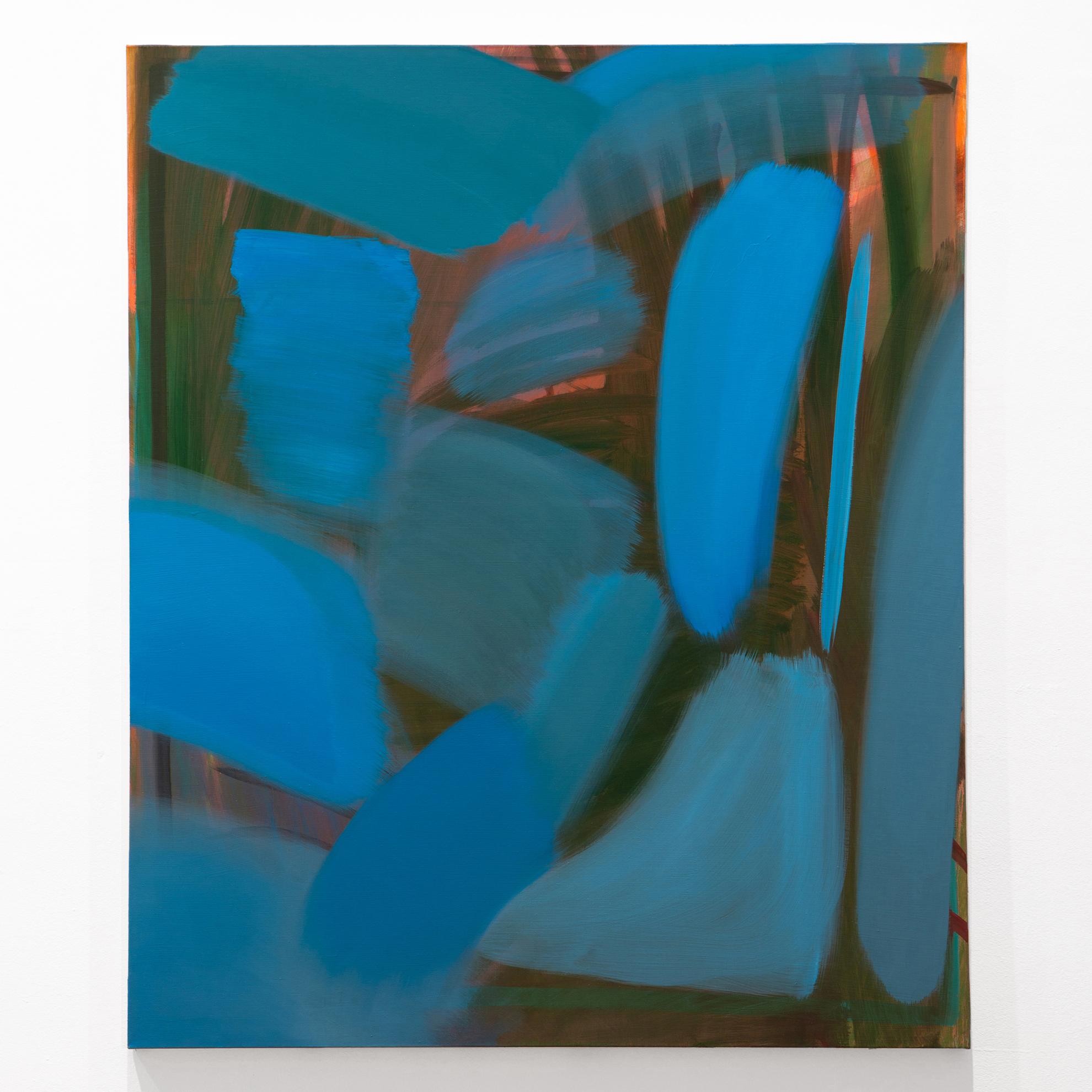Broken Sleep  Acrylic and oil on canvas  183 x 153 cm  2017