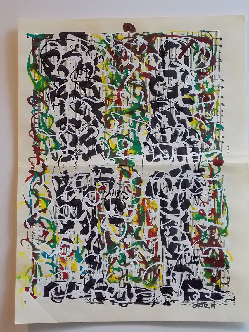 31. Blackson Pollock #9 Rasta.jpg