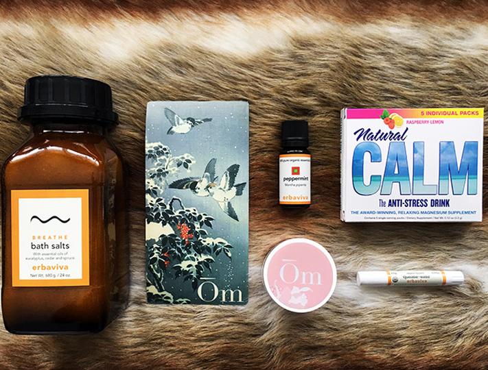 Om Community Box Migraine Relief Cream for Headaches