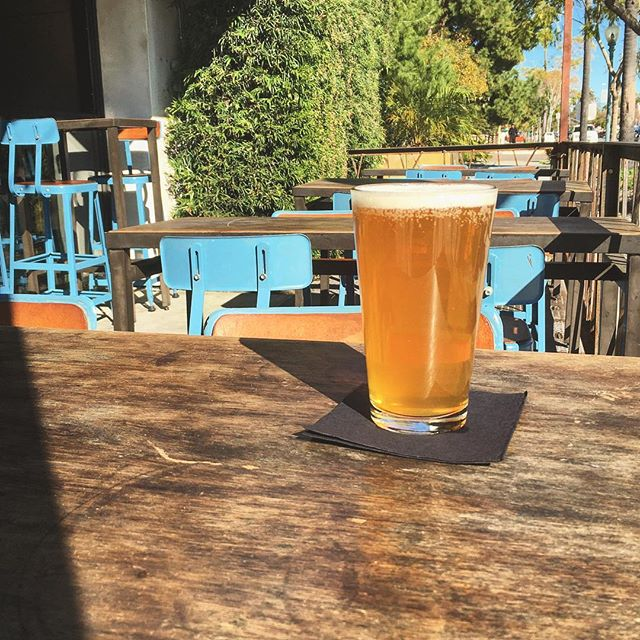 Don't you wish you were sitting here? We know we do. #brunch #CPorDIE #goldenhill #sandiego #beerme #patiobeers #sunsoutgunsout #isntfunthebestthingyoucanhave