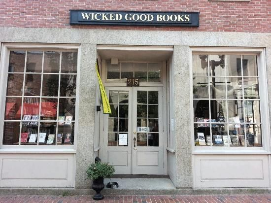 Wicked Good Books