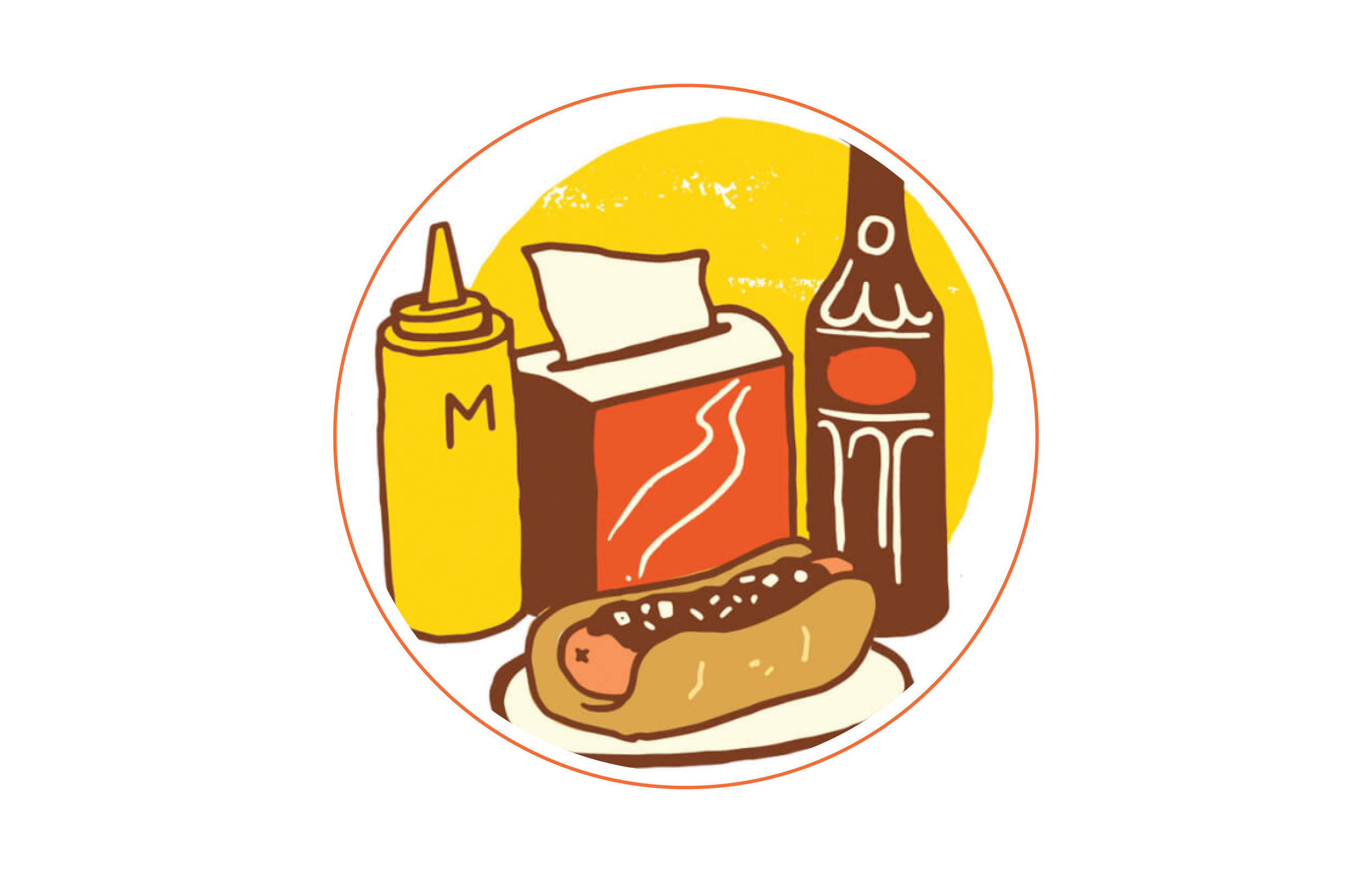 Favorite High School memory? - Going to Biscuitville or Zack's Hotdogs almost every day for senior lunch with my friends.