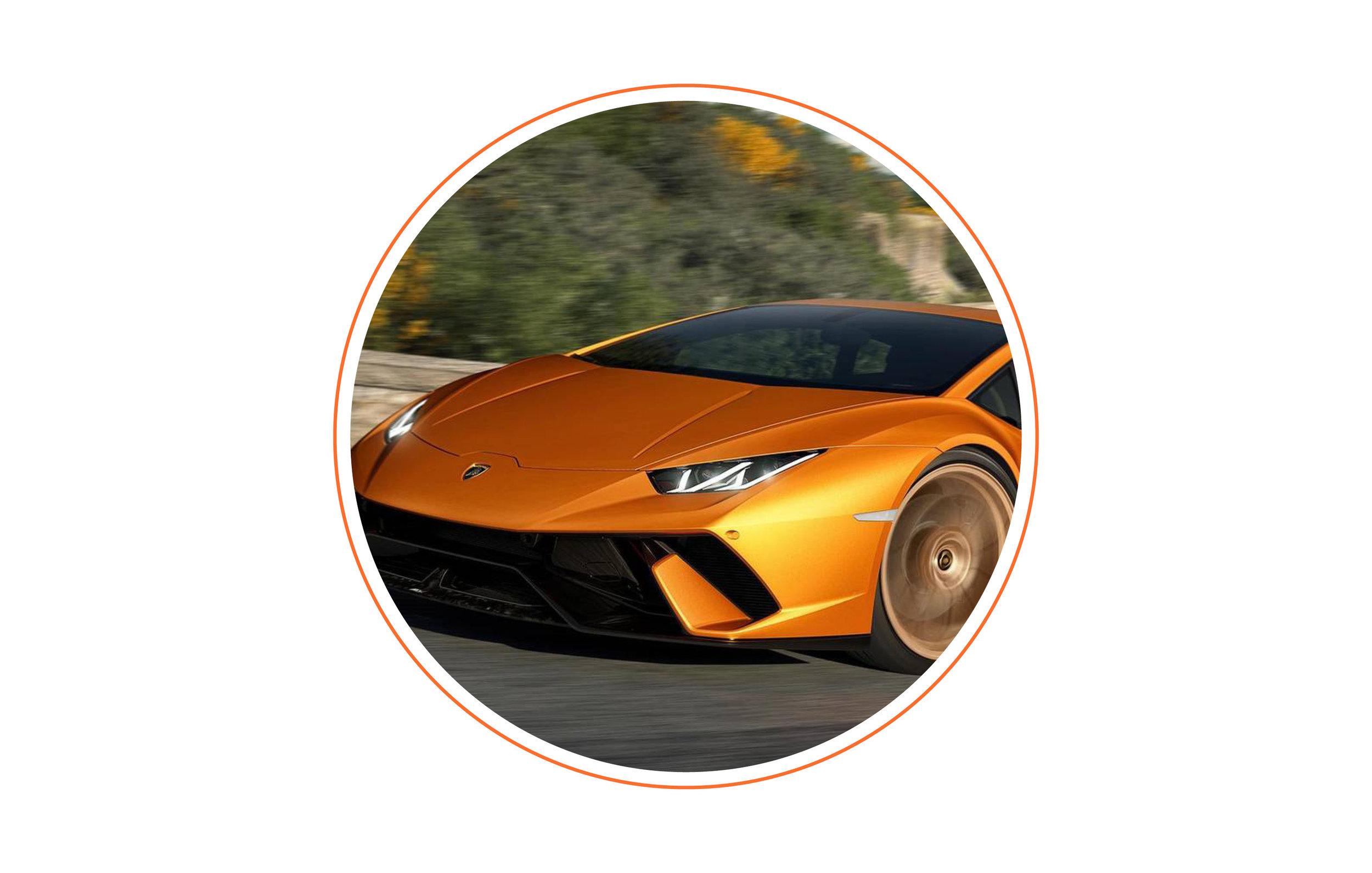 Little known fact? - I love cars. (My dream car is a Lamborghini Huracan)