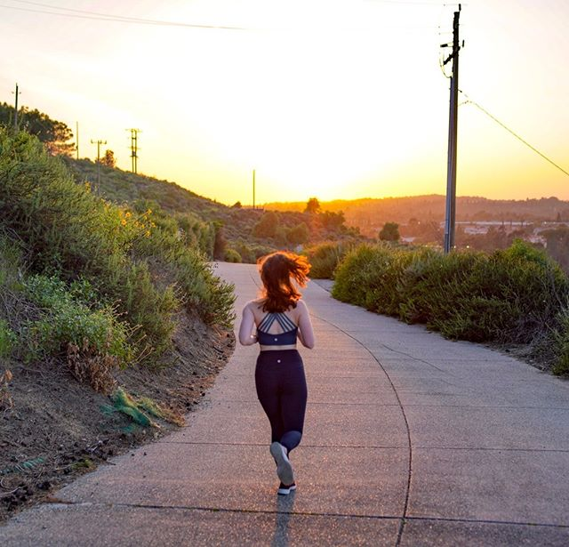 There's Sunday fun day, and then there's Sunday run day. ⠀⠀⠀⠀⠀⠀⠀⠀⠀ Whether you're running to destress or to improve your focus, running is a great cardiovascular activity. But did you know running can help you train for the next zombie apocalypse? 🧟♀️ 🧟♂️ ⠀⠀⠀⠀⠀⠀⠀⠀⠀ Pro tip, beat the heat by running in the early morning or late afternoon, then book a class at Purple and enjoy that savasana bliss!