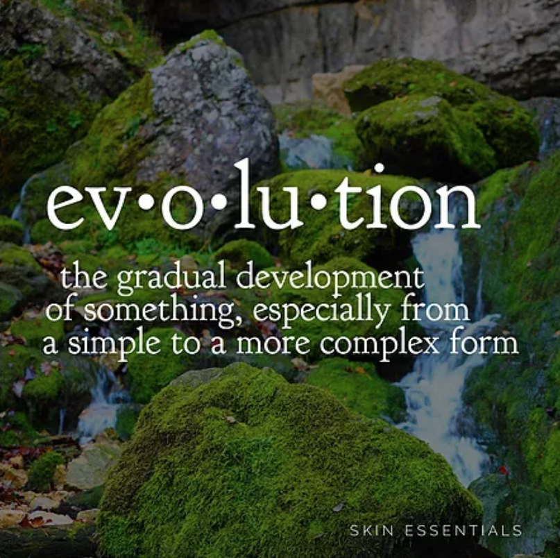 "The ""evolution"" continues. Read more..."