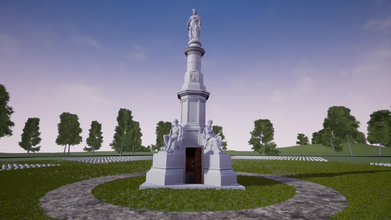 Gettysburg Address VR