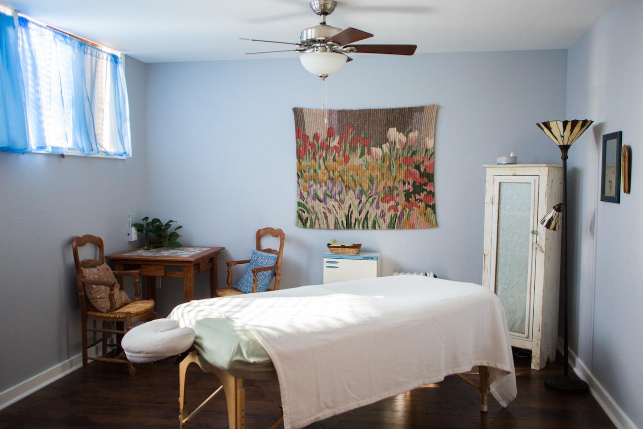 Massage - Open Circle Healing