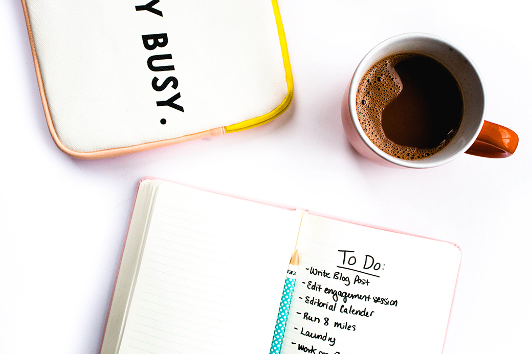 10 Tips to boost your productivity like crazy!