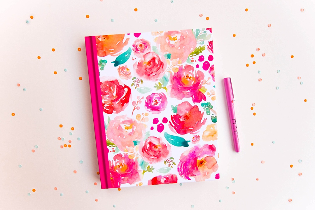 The Blog + Life Planner! Finally, plan your blog, business and life all in the same place! Plus, this planner has as much color, quirk and personality as YOU.