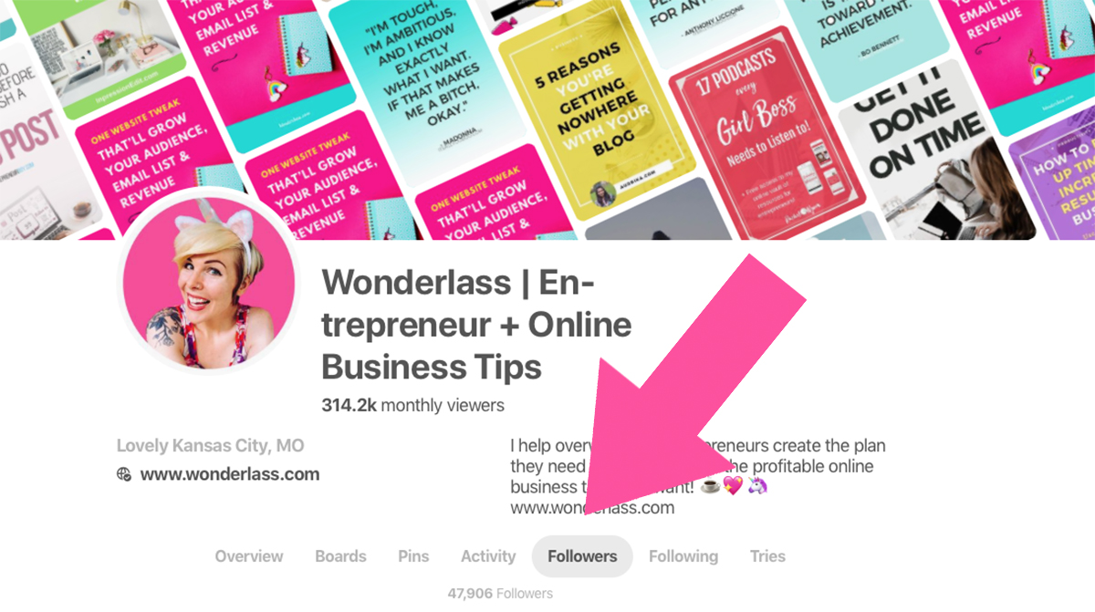 how I grow my website traffic with Pinterest.jpg