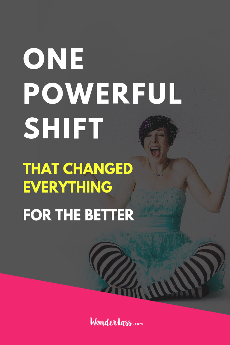 One Powerful Shift That Changed Everything in My Life AND Business For The Better! #entrepreneurmindset #selfcaretips #mentalhealth #selfcareideas #businesstips