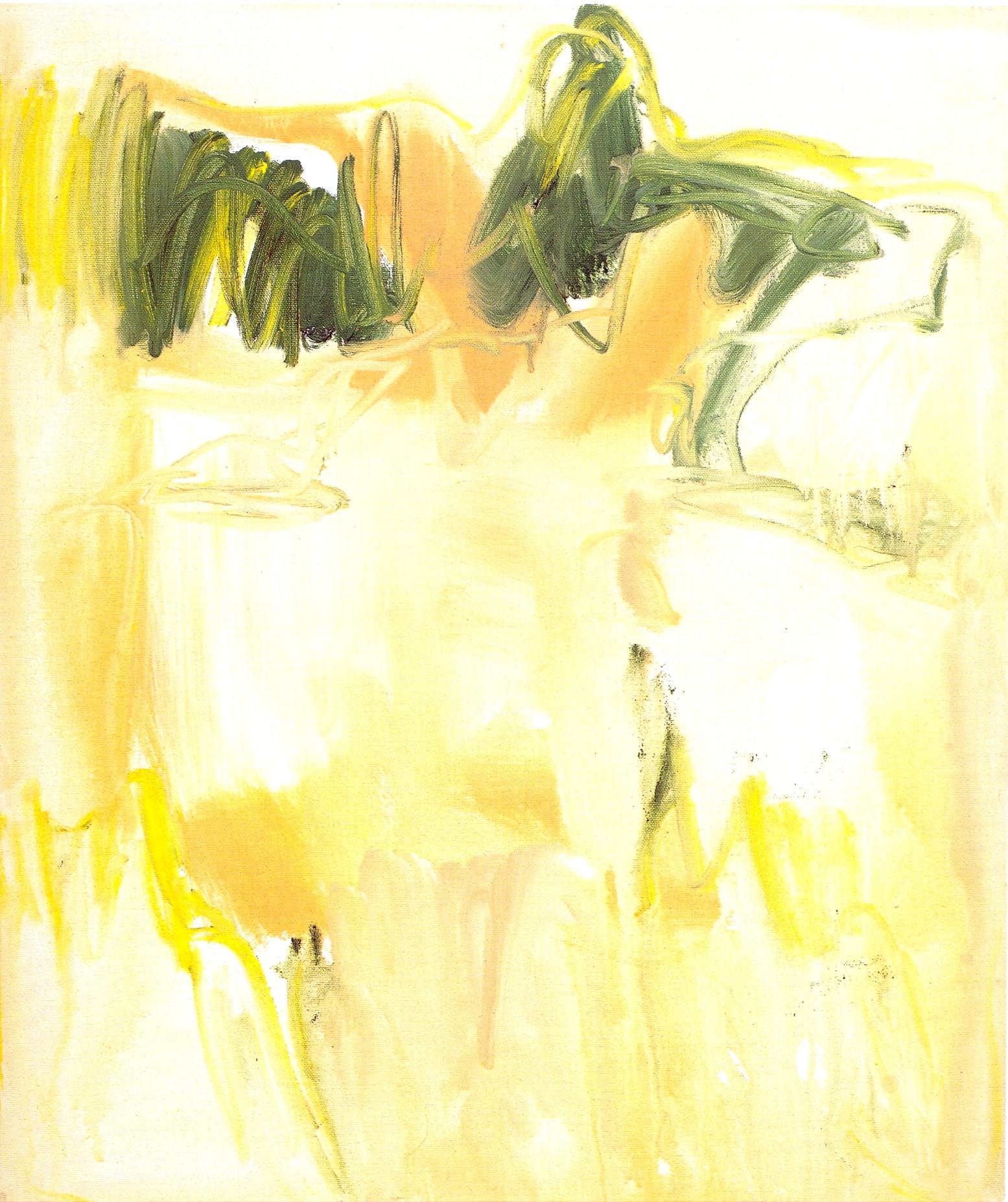 """High Dune,   2002, Acrylic on canvas, 24"""" x 20"""""""
