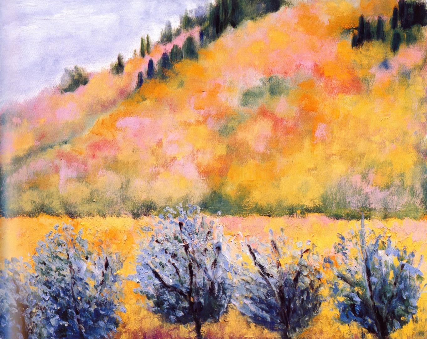 Verrazzano   Oil on canvas, 16'' x 24'', 2004