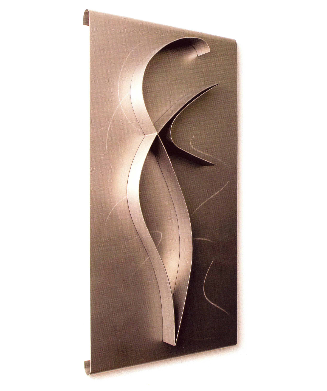 Rita Blitt   Romeo  , Stainless Steel, 41'' x 21'' x 1.5'', 2003