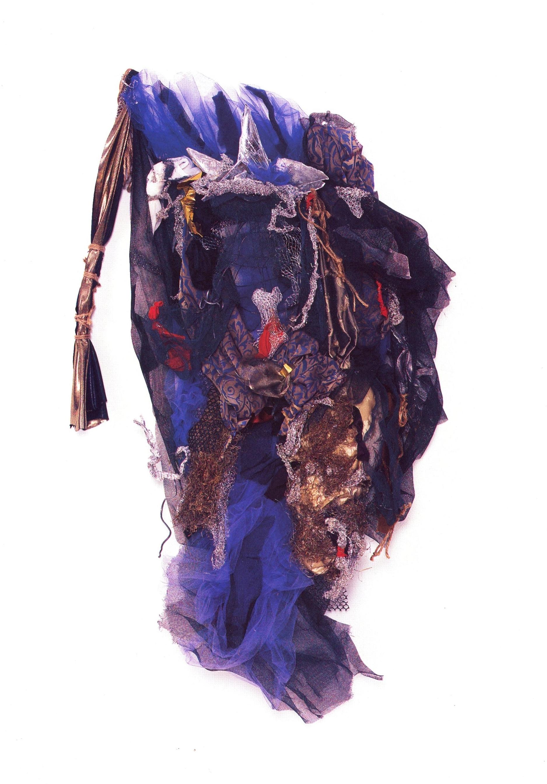 Renée Lerner   Vanity  , Assemblage, Mixed Media, 48'' x 30'' x 9'', 2002