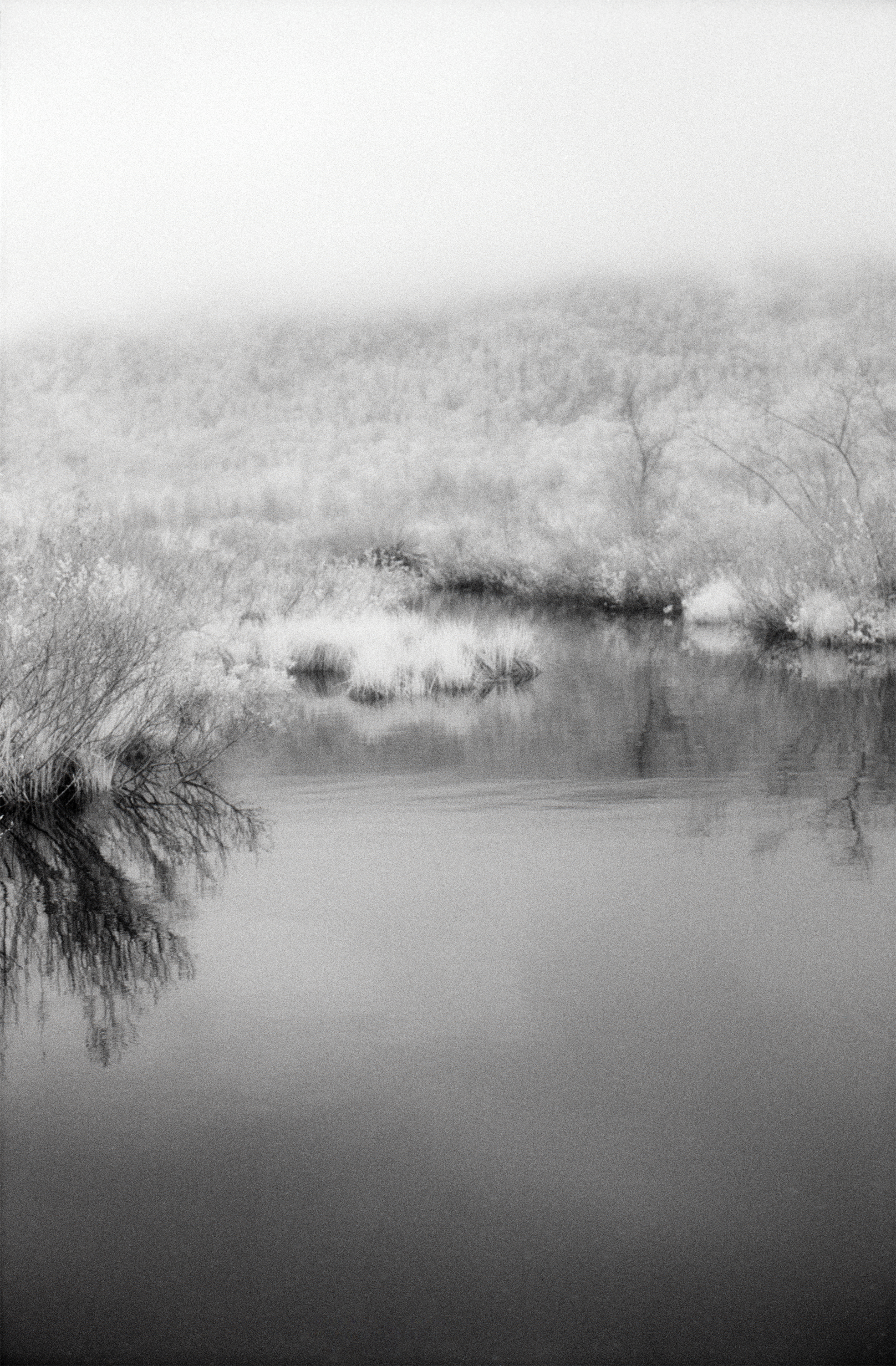 """Untitled   by Keryn Huang  Archival Pigment Ink Print, 19"""" x 13"""", 2006"""