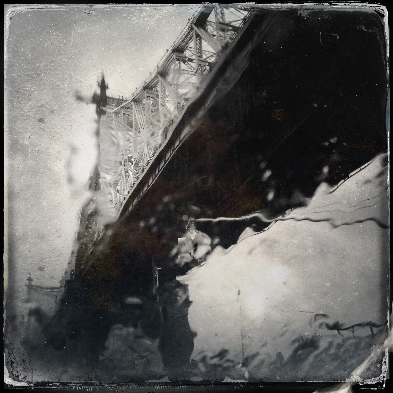 """Dutch Kills   by Roman Turovsky  Digital Print, 14"""" x 11"""", 2018"""