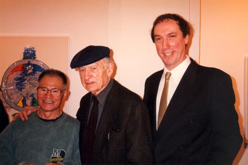 Takeshi Kawashima, Will Barnett, Walter Wickiser.