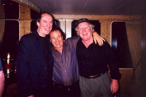 Walter Wickiser, Brian Johnson (AC/DC), William Kelley.