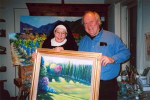 Sister Wendy (BBC Art historian), William Kelley