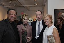 John Johnson, Melanie Griffith, Walter Wickiser, CC Riviera