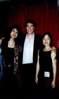Left: Shane Fontayne, Middle: Walter Wickiser